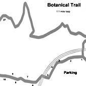 "View map ""Botanical Trail Guide (Interactive)"""