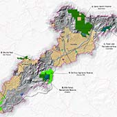 "View map ""Escondido Creek Watershed Recreational Destinations"""